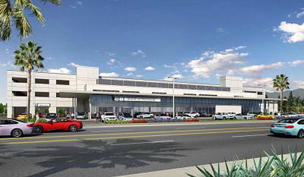 Monrovia Bmw >> L.W. PETTETT ARCHITECTS | Traditional Architectural Services