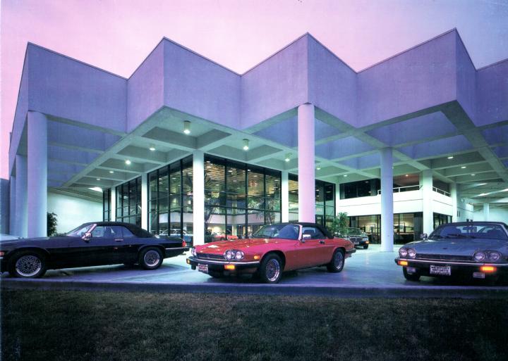 Newport Jaguar Color